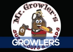 Mr. Growlers Menu